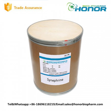 Factory supply Synephrine hcl powder / Synephrine for losing weight